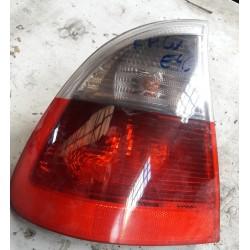 BMW E46 FANALE POSTERIORE...
